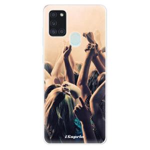 Odolné silikónové puzdro iSaprio - Rave 01 - Samsung Galaxy A21s