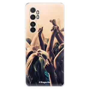 Odolné silikónové puzdro iSaprio - Rave 01 - Xiaomi Mi Note 10 Lite
