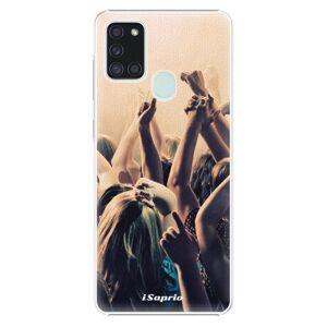 Plastové puzdro iSaprio - Rave 01 - Samsung Galaxy A21s