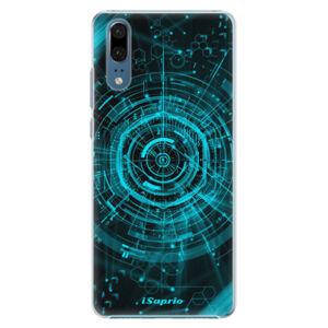 Plastové puzdro iSaprio - Technics 02 - Huawei P20