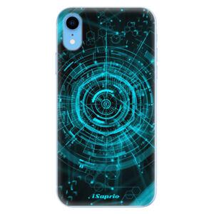 Odolné silikónové puzdro iSaprio - Technics 02 - iPhone XR