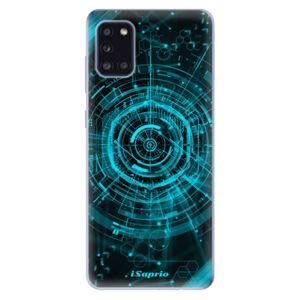 Odolné silikónové puzdro iSaprio - Technics 02 - Samsung Galaxy A31