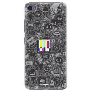 Plastové puzdro iSaprio - Text 03 - Lenovo S90