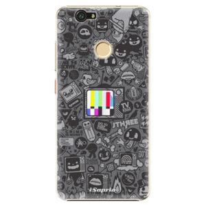 Plastové puzdro iSaprio - Text 03 - Huawei Nova