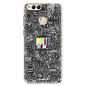 Plastové puzdro iSaprio - Text 03 - Huawei Honor 7X