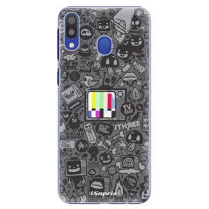 Plastové puzdro iSaprio - Text 03 - Samsung Galaxy M20