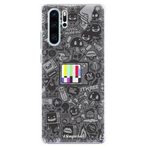 Plastové puzdro iSaprio - Text 03 - Huawei P30 Pro