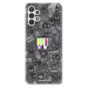 Odolné silikónové puzdro iSaprio - Text 03 - Samsung Galaxy A32 5G