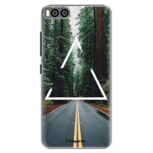 Plastové puzdro iSaprio - Triangle 01 - Xiaomi Mi6