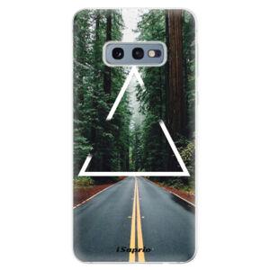 Odolné silikonové pouzdro iSaprio - Triangle 01 - Samsung Galaxy S10e