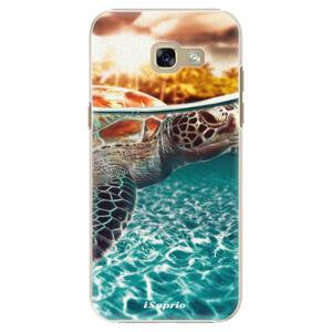 Plastové puzdro iSaprio - Turtle 01 - Samsung Galaxy A5 2017
