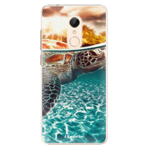 Plastové puzdro iSaprio - Turtle 01 - Xiaomi Redmi 5