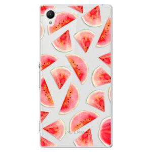 Plastové puzdro iSaprio - Melon Pattern 02 - Sony Xperia Z1