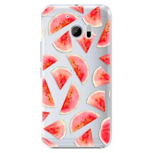 Plastové puzdro iSaprio - Melon Pattern 02 - HTC 10