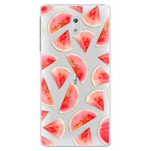 Plastové puzdro iSaprio - Melon Pattern 02 - Nokia 3