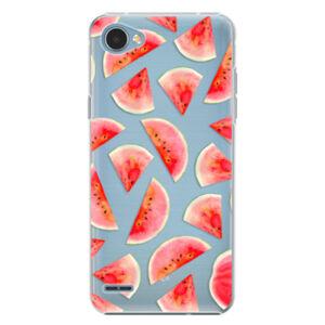 Plastové puzdro iSaprio - Melon Pattern 02 - LG Q6