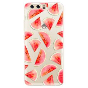 Silikónové puzdro iSaprio - Melon Pattern 02 - Huawei P10