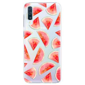 Plastové puzdro iSaprio - Melon Pattern 02 - Samsung Galaxy A50