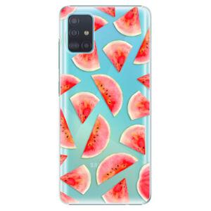 Plastové puzdro iSaprio - Melon Pattern 02 - Samsung Galaxy A51