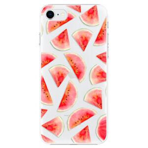 Plastové puzdro iSaprio - Melon Pattern 02 - iPhone SE 2020