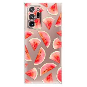 Odolné silikónové puzdro iSaprio - Melon Pattern 02 - Samsung Galaxy Note 20 Ultra