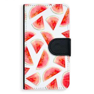 Univerzálne flipové puzdro iSaprio - Melon Pattern 02 - Flip L
