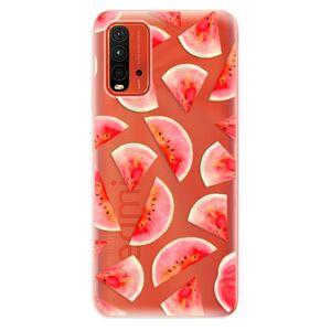 Odolné silikónové puzdro iSaprio - Melon Pattern 02 - Xiaomi Redmi 9T