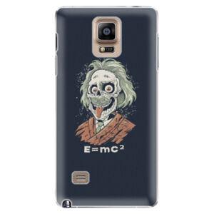Plastové puzdro iSaprio - Einstein 01 - Samsung Galaxy Note 4