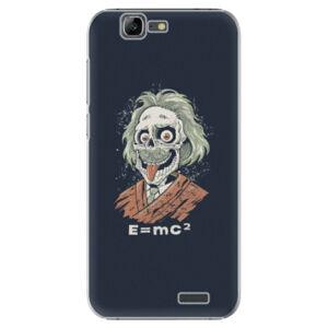 Plastové puzdro iSaprio - Einstein 01 - Huawei Ascend G7