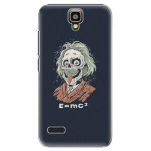 Plastové puzdro iSaprio - Einstein 01 - Huawei Ascend Y5