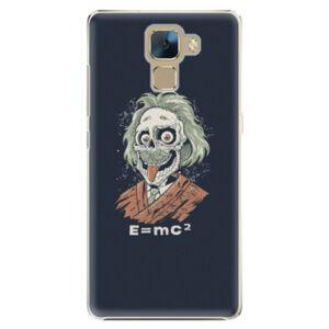 Plastové puzdro iSaprio - Einstein 01 - Huawei Honor 7