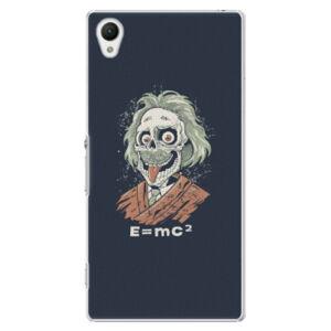 Plastové puzdro iSaprio - Einstein 01 - Sony Xperia Z1