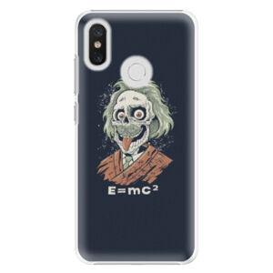 Plastové puzdro iSaprio - Einstein 01 - Xiaomi Mi 8