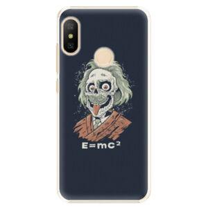Plastové puzdro iSaprio - Einstein 01 - Xiaomi Mi A2 Lite
