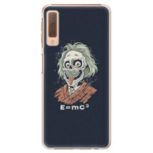 Plastové puzdro iSaprio - Einstein 01 - Samsung Galaxy A7 (2018)