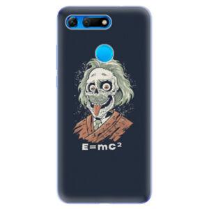 Odolné silikonové pouzdro iSaprio - Einstein 01 - Huawei Honor View 20