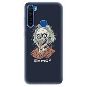 Odolné silikónové puzdro iSaprio - Einstein 01 - Xiaomi Redmi Note 8T