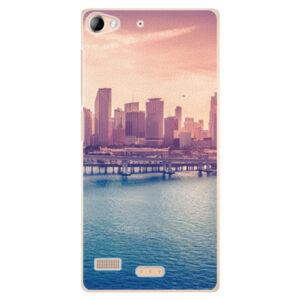 Plastové puzdro iSaprio - Morning in a City - Sony Xperia Z2