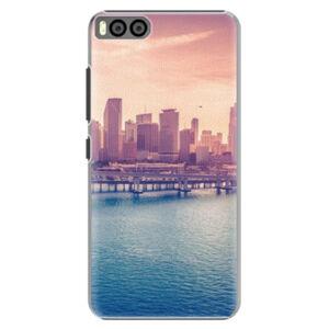 Plastové puzdro iSaprio - Morning in a City - Xiaomi Mi6