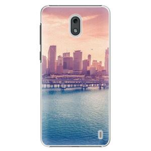 Plastové puzdro iSaprio - Morning in a City - Nokia 2