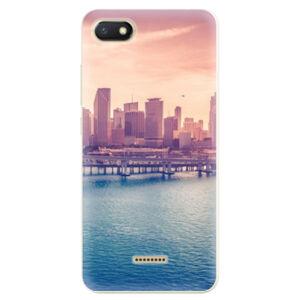 Odolné silikónové puzdro iSaprio - Morning in a City - Xiaomi Redmi 6A