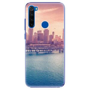 Plastové puzdro iSaprio - Morning in a City - Xiaomi Redmi Note 8T