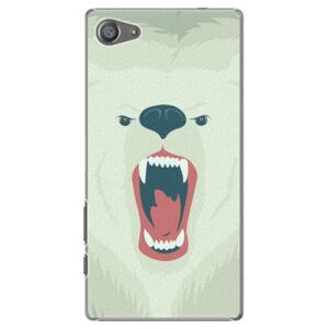 Plastové puzdro iSaprio - Angry Bear - Sony Xperia Z5 Compact
