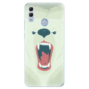Odolné silikonové pouzdro iSaprio - Angry Bear - Huawei Honor 10 Lite