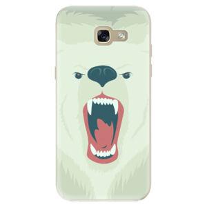 Odolné silikónové puzdro iSaprio - Angry Bear - Samsung Galaxy A5 2017