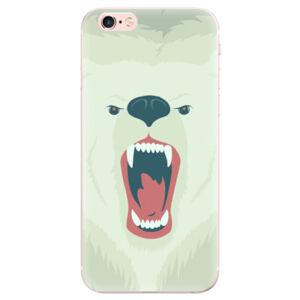 Odolné silikónové puzdro iSaprio - Angry Bear - iPhone 6 Plus/6S Plus