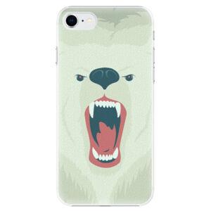 Plastové puzdro iSaprio - Angry Bear - iPhone SE 2020