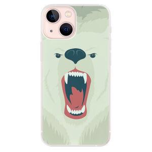 Odolné silikónové puzdro iSaprio - Angry Bear - iPhone 13 mini