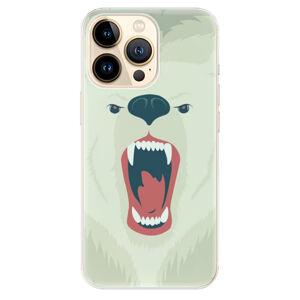 Odolné silikónové puzdro iSaprio - Angry Bear - iPhone 13 Pro Max