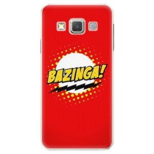 Plastové puzdro iSaprio - Bazinga 01 - Samsung Galaxy A5